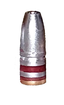 220gr 35 Cal Hollow Point Lead Bullet w/ Hornady Gas Check