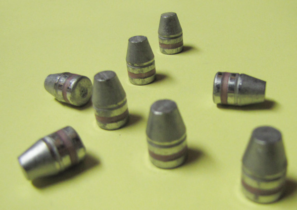 400 Corbon 175gr lead Trunicated Cone Bullets