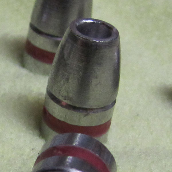215gr RNHP Hollow Point bullets 41 caliber