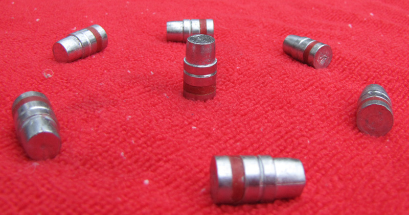 44cal 285gr LSWC lead bullets 44 Mag Keith