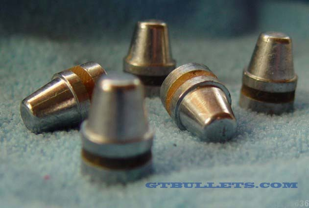 45 cal 200 gr H&G #68 LSWC cast lead bullets