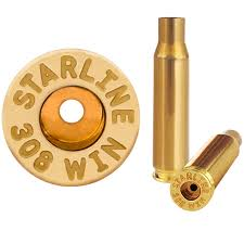 308 Win (Large Rifle primer) New Starline Brass (50 count)