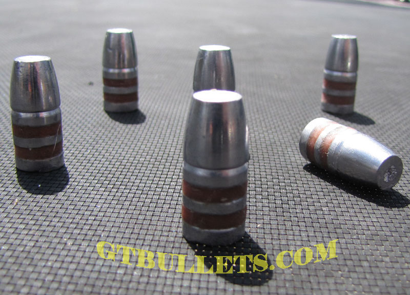 425gr WFN 45-70 Hand Cast Lead bullets
